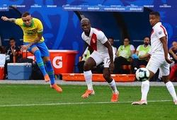 Kết quả Brazil vs Peru (3-1): Thi đấu thiếu người, Brazil vẫn gieo sầu cho Peru