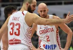 Croatia thua đậm Brooklyn Nets trong trận thứ hai tại NBA Summer League