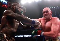 Tyson Fury kí hợp đồng đấu 2 trận với Deontay Wilder, chặn đứng cơ hội tranh đai của Dillian Whyte