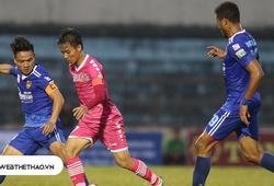 Đối đầu Quảng Nam FC vs Sài Gòn FC (Vòng 15 V.League 2019)