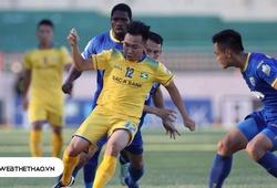 Đối đầu Thanh Hóa vs SLNA (Vòng 15 V.League 2019)
