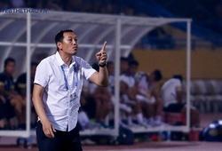 HLV của SLNA khá dè dặt trước trận gặp Thanh Hóa