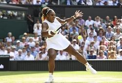 """Bán kết Wimbledon 2019: Serena Williams đại thắng trong cuộc chiến giữa những """"bà già"""""""
