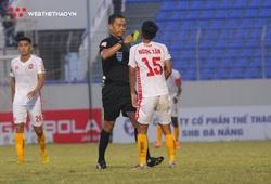 HLV Huỳnh Đức tố Fagan ghi bàn không hợp lệ, trọng tài phải rút… 3 thẻ đỏ cho Hải Phòng