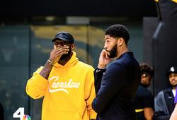 LeBron James đã chơi hậu vệ, vậy còn Anthony Davis sẽ chơi ở vị trí nào tại Los Angeles Lakers?