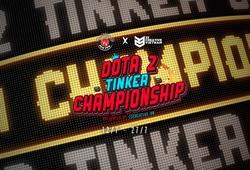Trực tiếp Dota 2 Tinker Championship ngày 2 - Giải đấu Dota 2 được Pewpew tài trợ