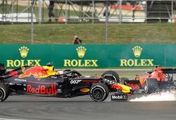 British Grand Prix 2019: Lỗi của Vettel tước mất hy vọng lên đỉnh của Verstappen