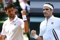 Video Novak Djokovic vs Roger Federer (Chung kết Wimbledon 2019)