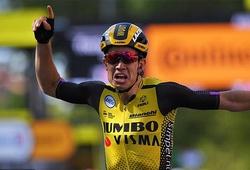 Từ đạp xích lô, tân binh Wout van Aert lần đầu chiến thắng ở chặng 10 Tour de France 2019