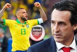 Chuyển nhượng Arsenal 16/7: Pháo thủ gửi đề nghị mới cho Tierney, Dani Alves xác thực tin đồn gia nhập Arsenal