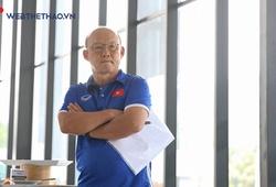 HLV Park Hang Seo dự khán V.League, không tham dự bốc thăm vòng loại World Cup 2022