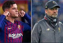 Liverpool có thể mượn Coutinho từ Barca theo cách nào?