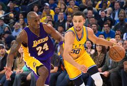 Nghe Stephen Curry hồi tưởng về cú ném 3 điểm để đời trước Kobe Bryant