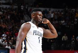 """Quái vật Zion Williamson """"chào sân"""" NBA 2K bằng chỉ số cao nhất dàn tân binh 2019-20"""