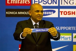 Bốc thăm vòng loại World Cup 2022: Australia mong chung bảng với ĐT Việt Nam