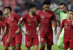 Báo Indonesia đánh giá đội nhà rơi vào bảng tử thần ở vòng loại World Cup 2022