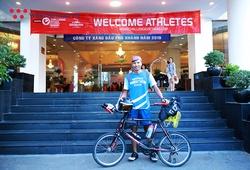 Chàng trai Bắc Ninh đạp xe gần 500km từ Sài Gòn ra Nha Trang thi đấu Challenge Vietnam 2019