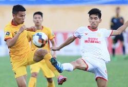 Thua đau trước Nam Định, Thanh Hóa chấm dứt chuỗi trận bất bại
