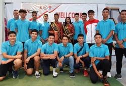 U18 Việt Nam chung bảng với Thái Lan, Malaysia tại ASEAN School Games
