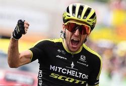 Chặng 12 Tour de France: Lính mới Simon Yates lưu danh
