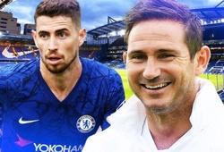 HLV Lampard tiết lộ kế hoạch sử dụng Jorginho trong đội hình Chelsea mùa tới