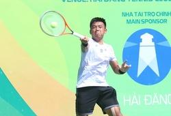 Lý Hoàng Nam xếp hạt giống số 6 tại giải Men's Futures M25 ở Đài Loan