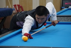 Nguyễn Quốc Nguyện vô địch giải billiards carom 3 băng các CLB phong trào lớn nhất TP.HCM