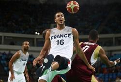 Rudy Gorbert: ĐT Pháp không đến tận Trung Quốc chỉ để chơi vài trận bóng