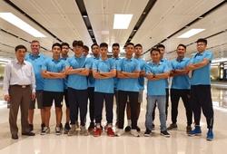 U18 Việt Nam đột ngột bị đổi lịch thi đấu ASEAN School Games