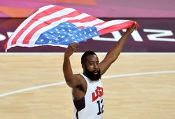 James Harden nghỉ thi đấu FIBA World Cup 2019