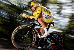 Chặng 13 Tour de France: Đương kim vô địch Geraint Thomas nguy to do Alaphilippe quá hay