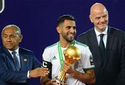 Mahrez và HLV trưởng ĐT Algeria nói gì sau chiến tích vô địch CAN 2019?