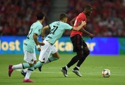 Kết quả MU vs Inter Milan (1-0): Thế trận lấn lướt, MU xứng đáng có nhiều hơn 1 bàn trước Inter