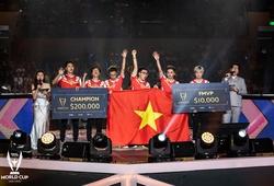 Sau chức vô địch AWC 2019, Team Flash hướng tới SEA Games 2019