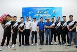HTVC bắt tay với IGP trước thềm Đấu trường danh vọng mùa Đông 2019