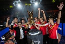 Những game thủ đưa Việt Nam lên đỉnh vinh quang AWC 2019, họ là ai?