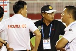HLV Trần Bình Sự nói về vấn nạn xin cho điểm ở V.League
