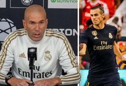 HLV Zidane nói gì về Gareth Bale sau bàn thắng vào lưới Arsenal?