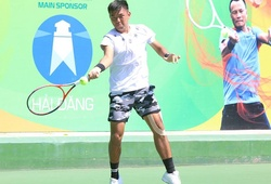 Lý Hoàng Nam thua bất ngờ tại giải Men's Futures M25 ở Đài Loan