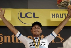 Chặng 17 Tour de France: Matteo Trentin đem về cho Mitchelton-Scott chiến thắng thứ 4