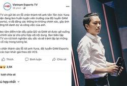 Tin Esports 25/07: VETV công khai xin lỗi Yuna vì Trashtalk