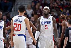 Cặp đôi trụ cột của LA Clippers được mời tập trung cho tuyển Mỹ tại FIBA World Cup 2019