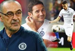 Jorginho tiết lộ sự thật về mối quan hệ với Sarri và vị trí mới dưới thời Lampard