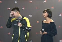 MVP của GAM Esports nói gì sau khi cho QG hết đường gáy?