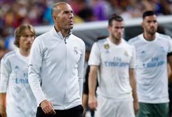 Zidane và Modric tranh cãi căng thẳng vì Gareth Bale