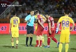 Trưởng ban Trọng tài VFF nói gì về thẻ đỏ của Đỗ Văn Thuận?