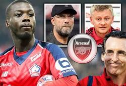 Chuyển nhượng Arsenal 28/7: Chi tiết số tiền Arsenal đề nghị cho Nicolas Pepe