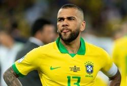 Chuyển nhượng Barca 28/7: Alves có kế hoạch trở lại Barca cùng Neymar