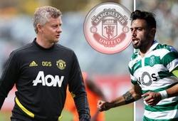 Hé lộ kế hoạch sử dụng Bruno Fernandes trong đội hình MU của HLV Solskjaer