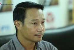 HLV Vũ Hồng Việt: Quảng Nam luôn chơi sòng phẳng, không thỏa hiệp với tiêu cực
